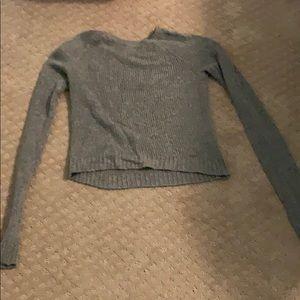 Women's hollister sweater